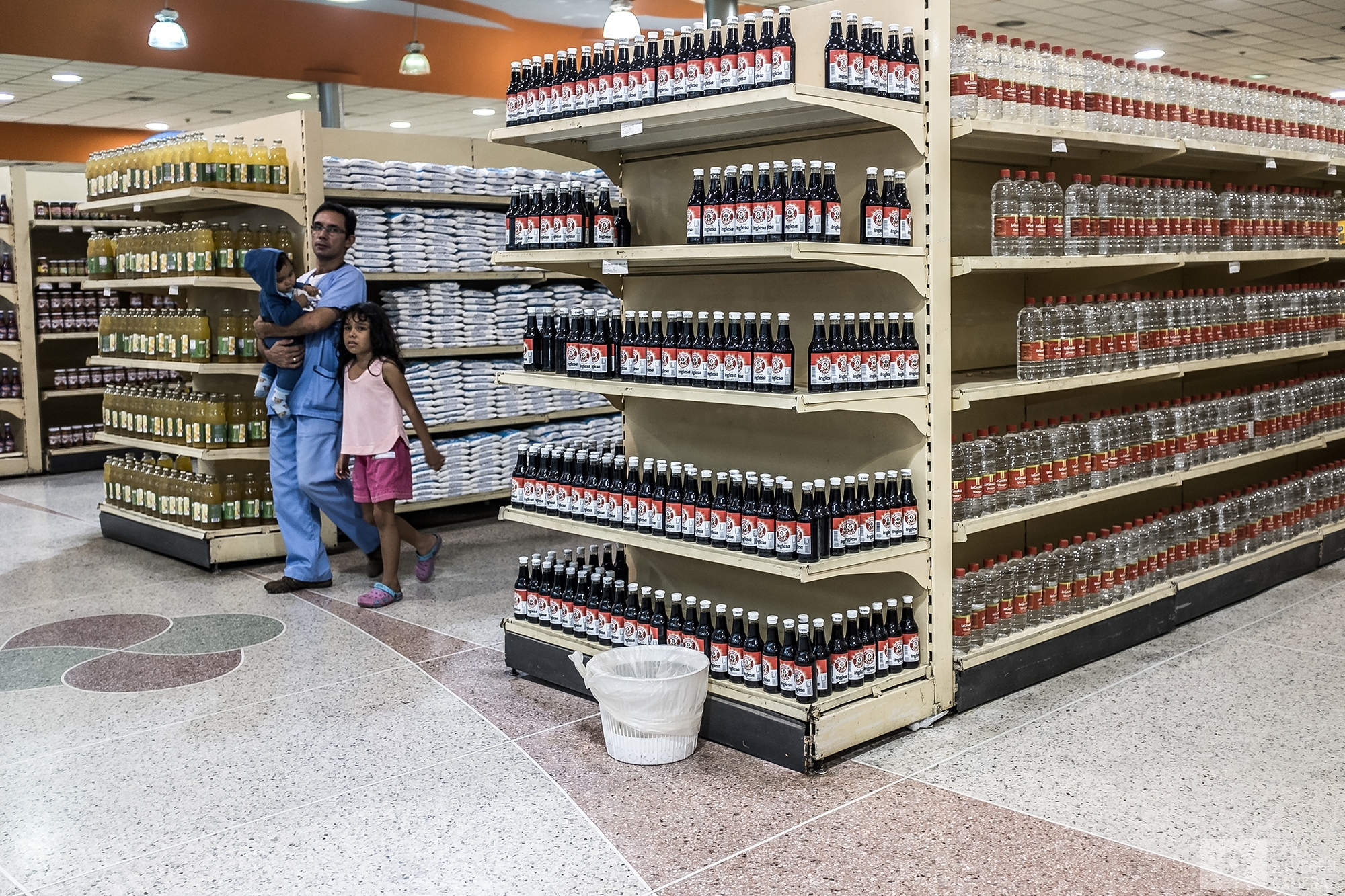 Supermarket in El Limon