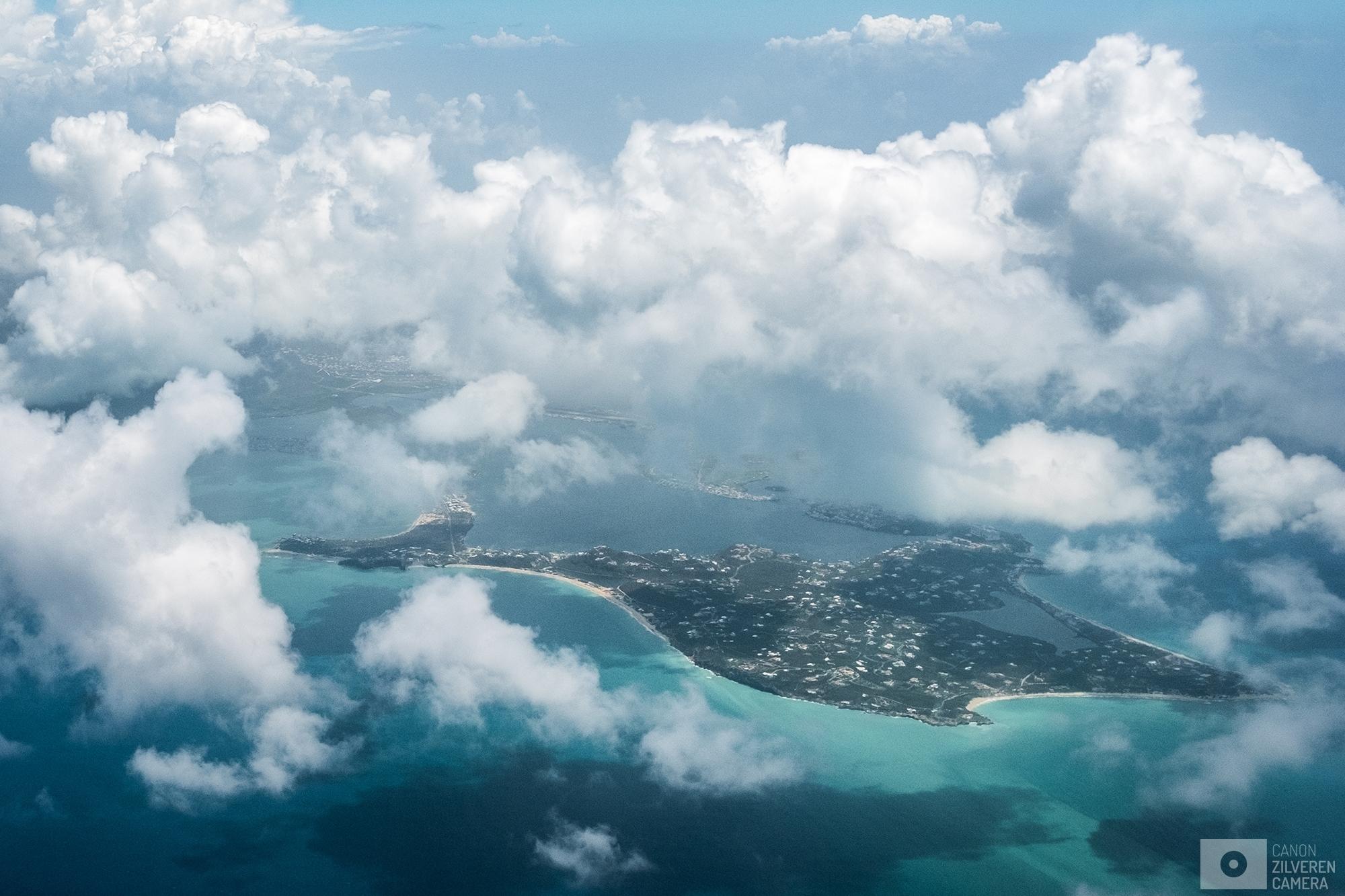 SINT MAARTEN | Aereal view of Sint Maarten, just weeks after Category 5 hurricane Irma hit the small island. | #2