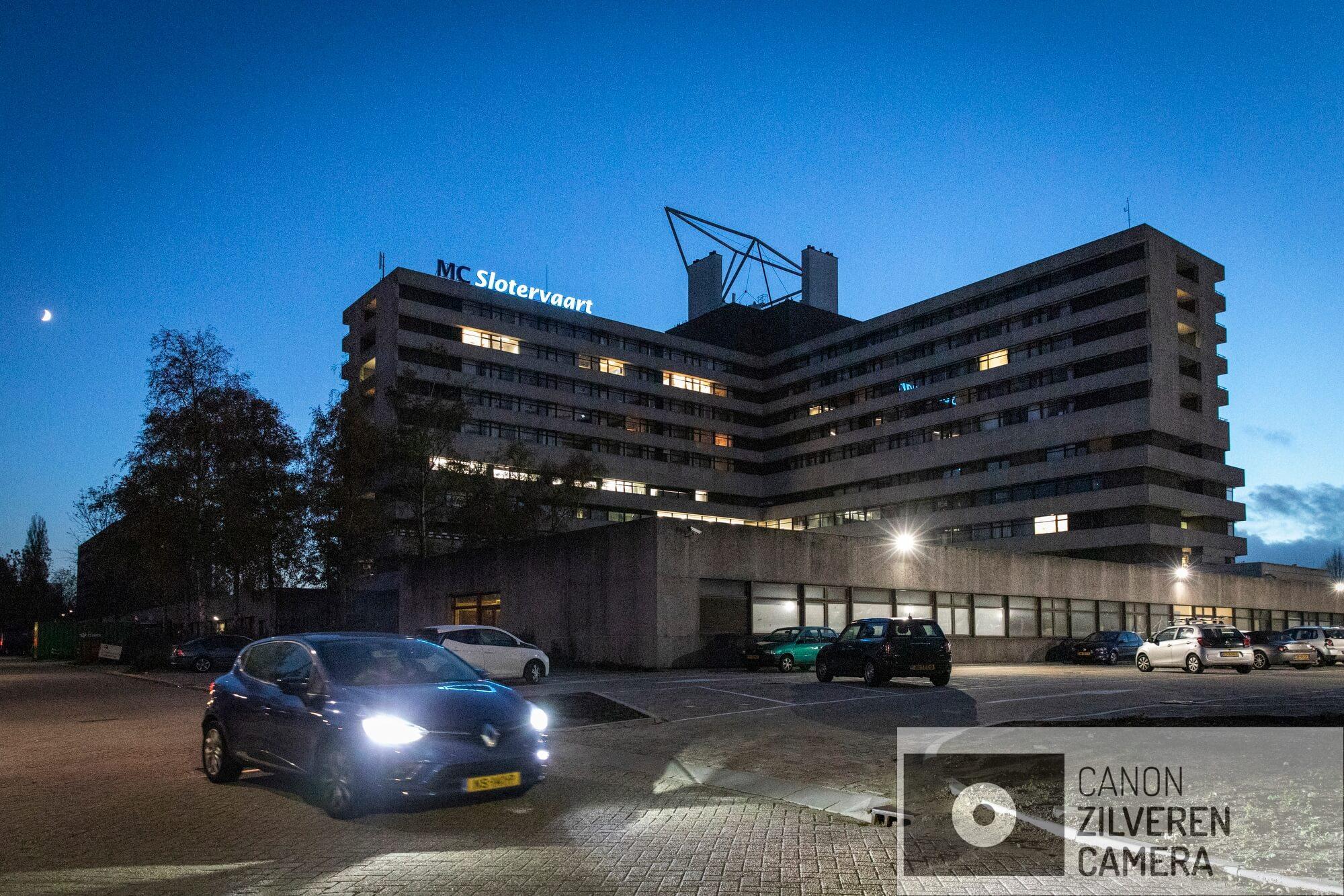 Amsterdam, 13 november 2018 - MC SLOTERVAART. Een doorstart van MC Slotervaart is niet mogelijk. De curatoren hebben het mislukken van de onderhandelingen vanmiddag in Amsterdam bekendgemaakt op een personeelsbijeenkomst. Het betekent dat het ziekenhuis en alle poliklinieken gaan sluiten. Foto Dingena Mol