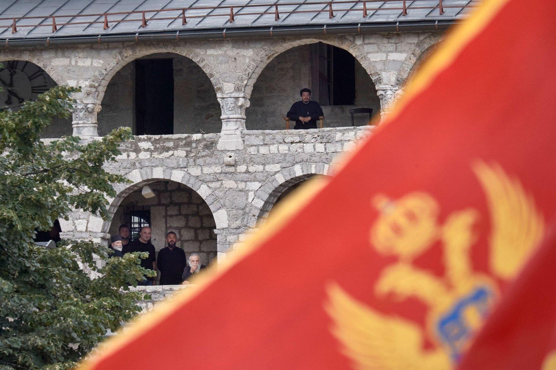Machtswisseling in Montenegro onder invloeden van de Servisch-Orthodoxe Kerk