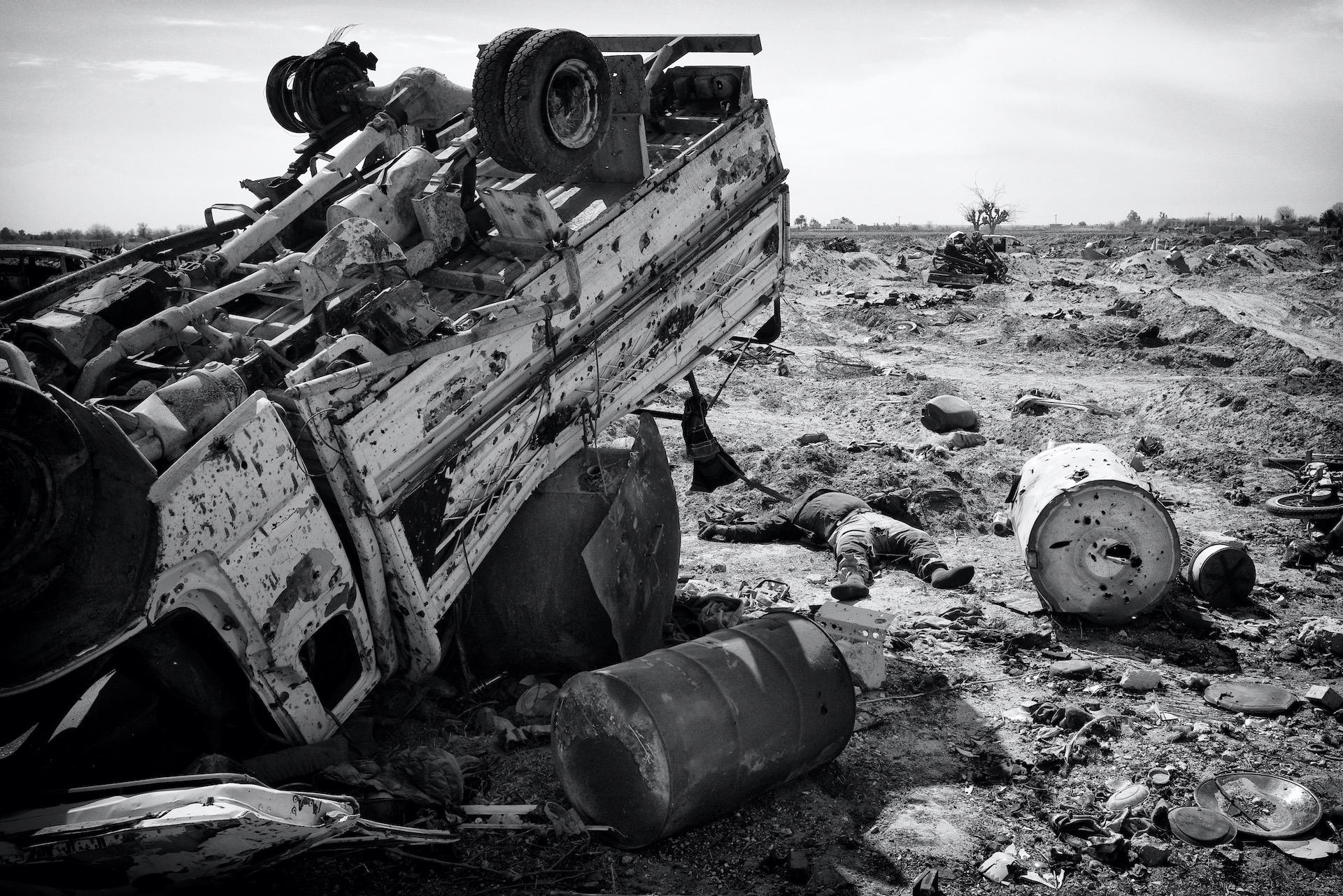 Syria baghuz, ISIS last Bastion