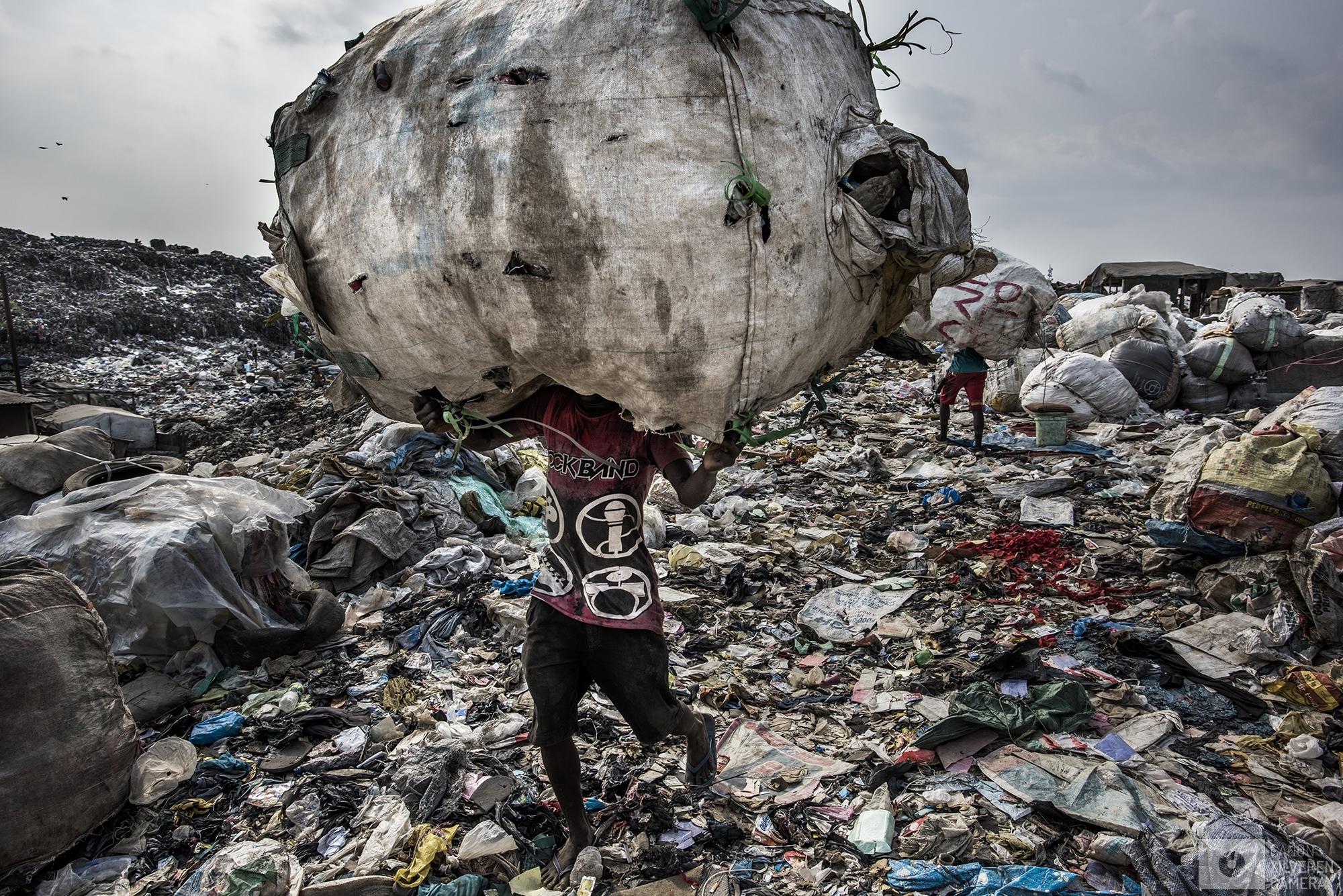 Waste Lagos, January 2017