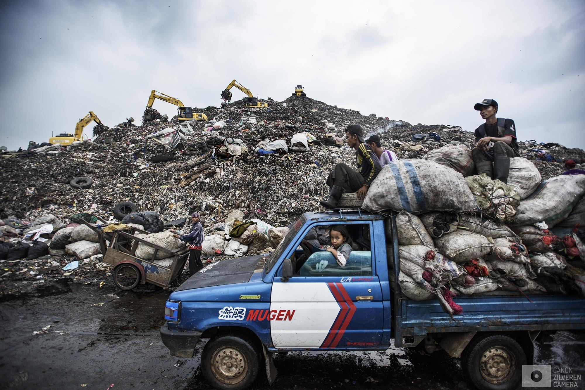 Waste, Jakarta