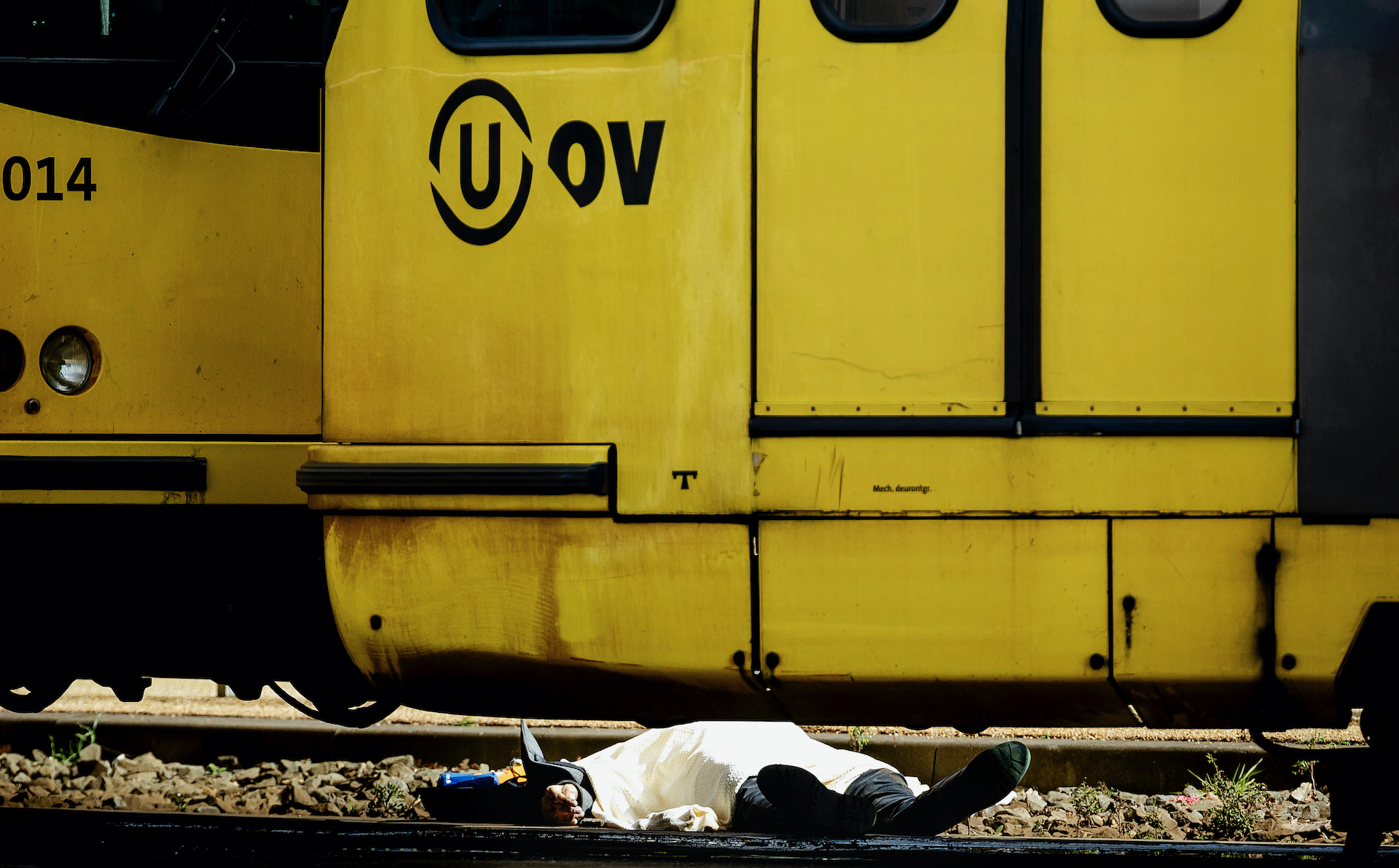 Tramaanslag Utrecht - Robin Lonkhuijsen